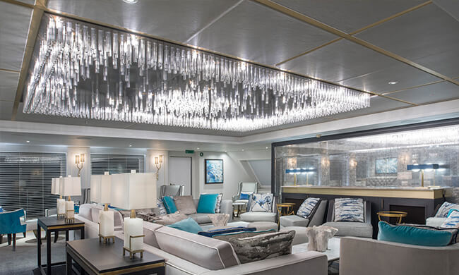 crystal cruises - on board accommodations - the cove